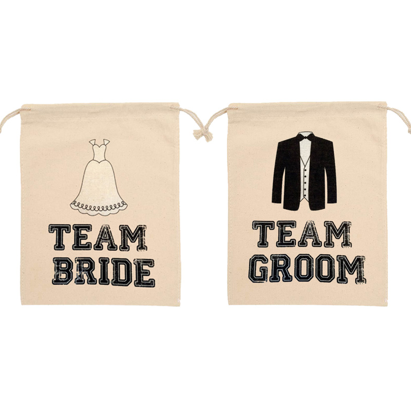Bachelorette hen Party bridal shower Wedding bride to be Bridesmaid team groom Groomsman Recovery thank you gift Bag decoration