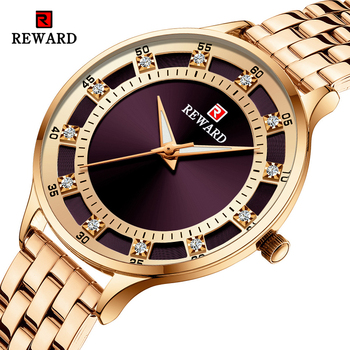 REWARD Luxury ladies Watch
