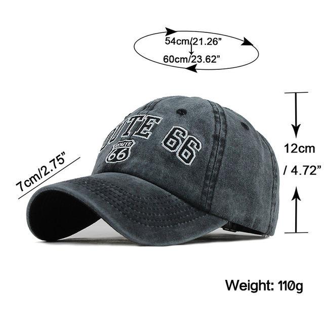 Friday Embroidered Cotton Baseball Cap Snapback Cap For Men