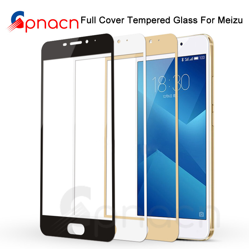 9D Tempered Glass On The For Meizu M8 Lite M8 M6 M5 Note Screen Protector M6S M6T M5S M5C V8 Pro Protective Glass Film Case