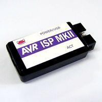 AVR ISP MKII compatible USB clone programmer ATMEL ISP PDI TPI Xmega WIN7/8/10