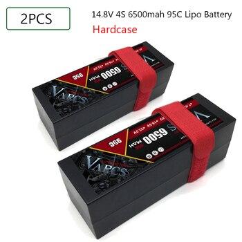 2PCS VARCS RC battery Lipo 7.4V 11.1V 14.8V 2S 3S 4S 6500MAH 8400MAH 5350mah 95C 120C 140C 240C 280C for 1:8 1:10 rc  truggy car gtfdr 2pcs 2s lipo battery 7 4v 7 6v hv 8400mah 7000mah 6200ma 5200mah 140c 280c 100c 200c 60c 120c 4mm for 1 8 1 10 road rc car