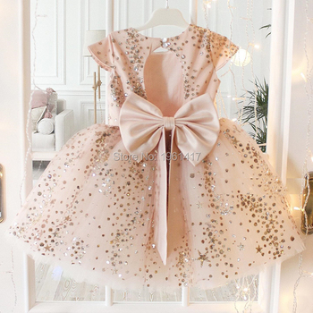 Kids Girl's Sweet Sundress Dot Floral Decor Bubble Dress Pleated Casual Summer Dress Layered Party Dress For Girls