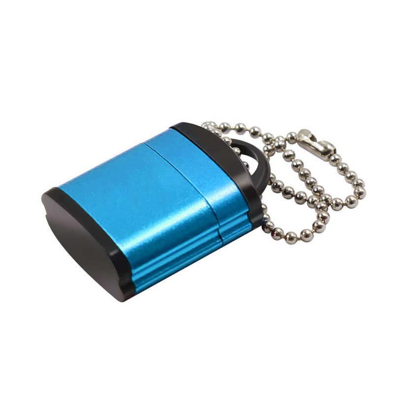 Czytnik kart USB wysokiej jakości mini USB adapter karty tf na karta pamięci micro sd na komputer stancjonarny komputer stacjonarny do notebooków