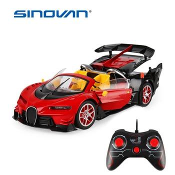 Гоночный автомобиль радиоуправляемый Sinovan 1