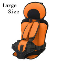 Vehemo 1 Pcs Almofada Fixa Assento de Segurança Do Carro da Criança Do Bebê de Segurança para Crianças Almofada Do Assento para o Assento de Criança Pele Friendly macio Crianças Suar|Suportes de assento| |  -