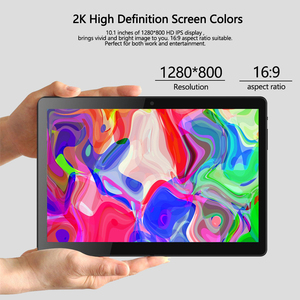 Image 3 - 2020 najnowszy Android 9.0 ciasto 10 cal Tablet Pad telefon z tyłu pikseli 5.0MP 32GB ROM Dual SIM 2.5D szkło hartowane Планшетный ПК