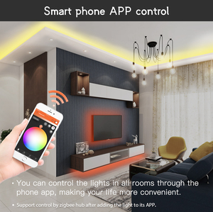 Image 3 - GLEDOPTO zigbee smart home automation multi funktion farbwechsel rgb controller smart home system rgbw zigbee 3,0 controller