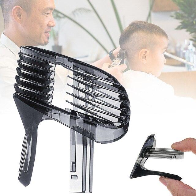 Grenze Kamm Führer Haar Clipper Friseur Haarschnitt Teile Ersatz Befestigung Salon Styling Werkzeuge Trimmer Für Philips HC3400 HC3410