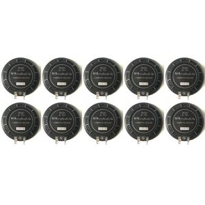 10x Replacement Diaphragm For Wharfedale Titan D-701 Wharfedale Titan, D-702A, Used In Titan 12 & 15 15p/15a/12a/15d/12d