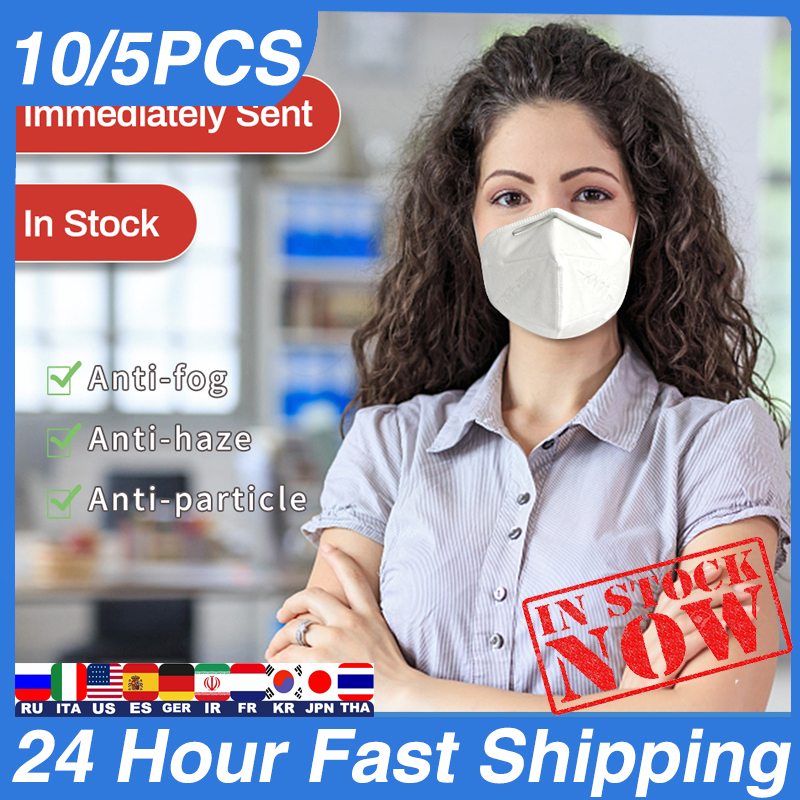 10PCS-N95-Mask-CE-Certificate-Mouth-Face-Mask-Dust-Anti-Infection-KN95-Masks-Respirator-PM2-5