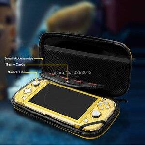 Image 5 - Funda rígida y duradera portátil para la consola Nintendo Switch Lite, funda Pikachus, funda de transporte para Nintendoswitch, accesorio