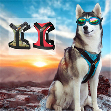 Pet Dog Harness Adjustable Soft Breathable Leash Set For Small Medium Dogs Puppy Collar Cat Pet Dog Chest Strap Leash breathable small dog pet harness and leash set puppy cat vest harness collar for small medium dogs cute safety pet chest straps