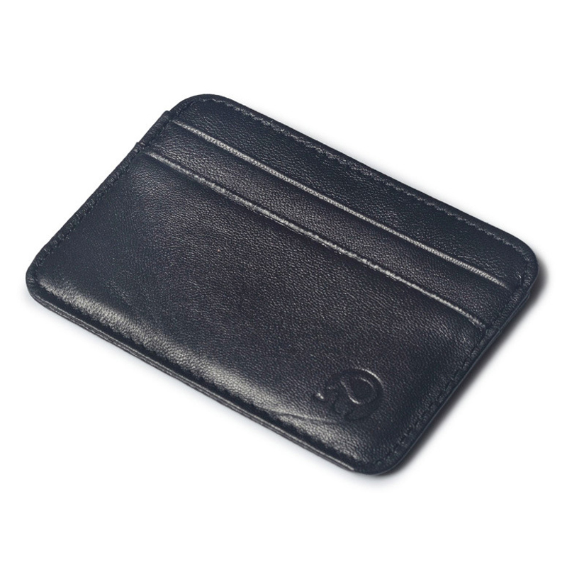 2019 Leather Women Wallet Small Cute Coin Purse Card Holder High Quality Male Fashion Money Bank Card Bag Short Clutch Purses