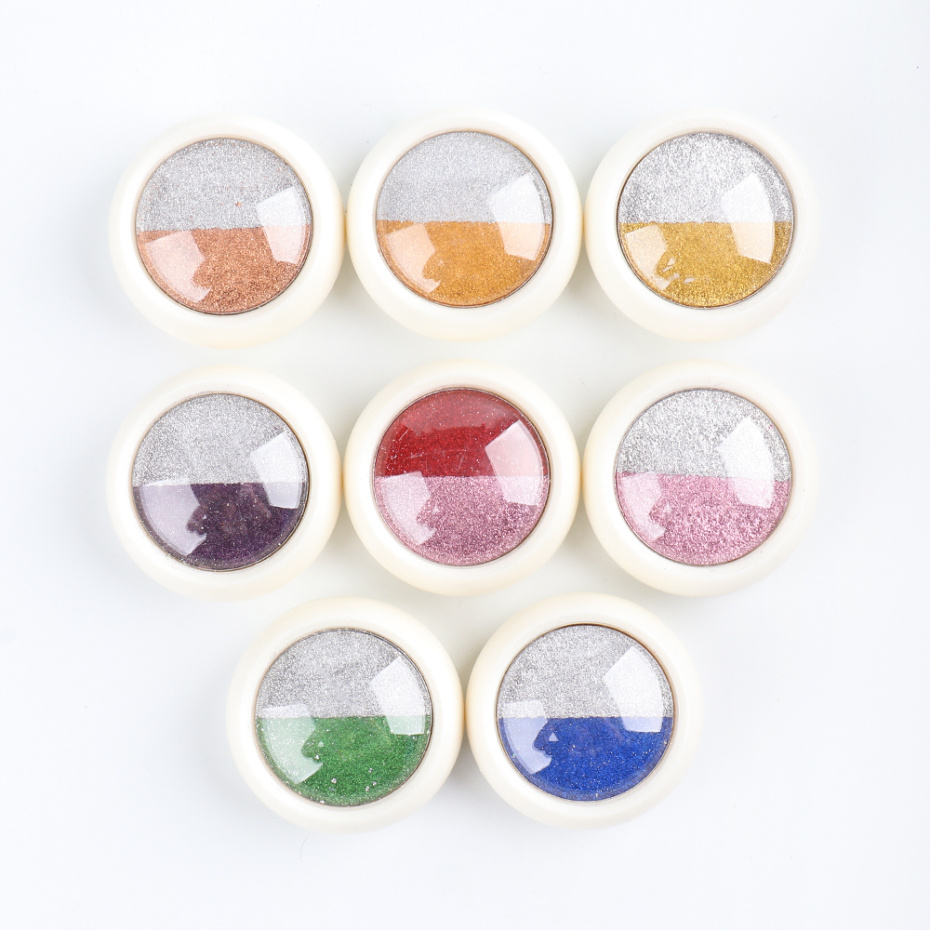 Mirror Powder Metallic Nail Glitter 9