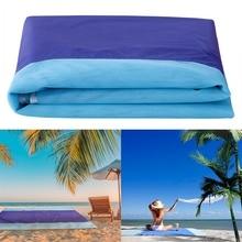 Уличные пляжные коврики водонепроницаемые дорожные одеяла портативные плотные Складные Водонепроницаемые и влажные походные одеяла подходят для Tra