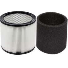 Foam Sleeve Filter for Shop-Vac 90350 90304 90333 Replacement Parts for Most Wet / Dry Vacuum Cleaners 5 Gallons and Above