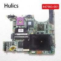 Hulics Original 447983 001 FOR HP Pavilion DV9000 DV9500 DV9700 447983 Laptop Motherboard 100% TESTED GOOD