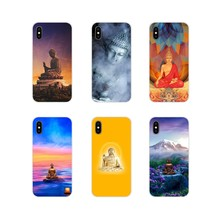 Buddha Para Samsung A10 A30 A40 A50 A60 A70 M30 Galaxy Note 2 3 4 5 8 9 10 ALÉM de Acessórios Shell Telefone Covers