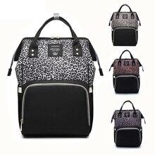 Get more info on the Diaper Bag Leopard Nappy Bag Baby Care Outdoor Stroller Organizer Bag Travel Maternity Patchwork Bag Nursing Backpack