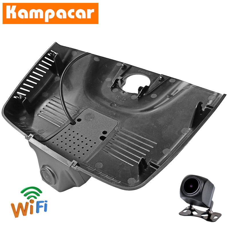 Kampacar Dashcam BZ11-D For Mercedes Benz GLC E Class 200 E300 E320 <font><b>E220d</b></font> w213 s213 E250 w212 E220 AMG Wifi Car Dvr Dash Camera image