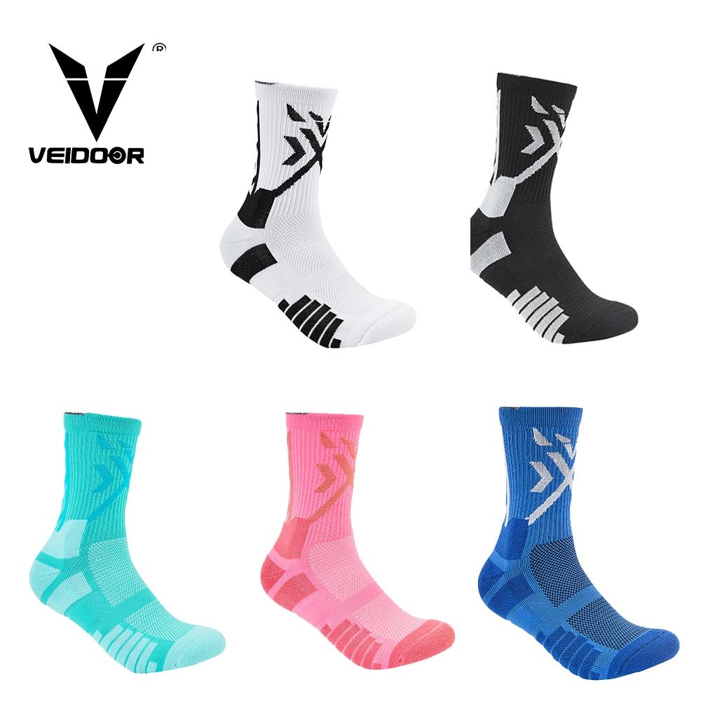 Permalink to Veidoorn High Quality Sport Socks Cycling Basketball Running Hiking Tennis Men Women Bike Riding Breathable Bicycle Socks