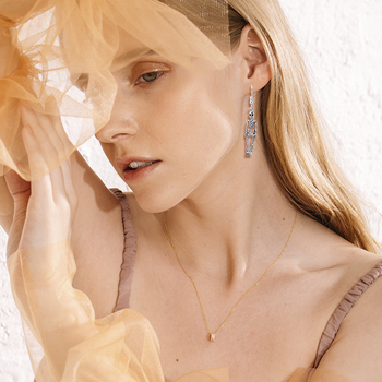Halloween Vintage Skeleton Skull Dangle Earrings for Women Jewelry Party Gifts Aretes De Mujer Modernos 2019 2