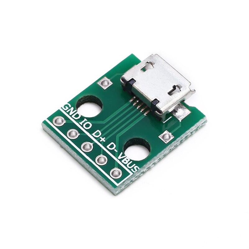 2020 nuevo TP4056 1A batería de litio Módulo de carga especial OKI MICRO interfaz Mike USB punto al por mayor
