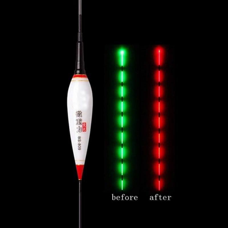 Электрический светящийся автоматически меняющий цвет умный рыболовный поплавок датчик гравитации напоминающий ночной Световой поплавок| |   | АлиЭкспресс