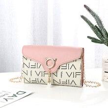 Letter Tassel Shoulder Bag Travel Small Square Crossbody Bags for Women 2019 Autumn and Winter New V In Luxury Handbags