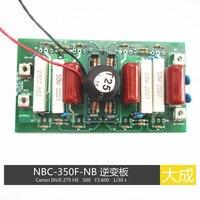 가스 차폐 용접기 인버터 보드 NBC-350F-NB-A0 15:15 드라이브 소형 보드가있는 단일 튜브 드라이브 보드