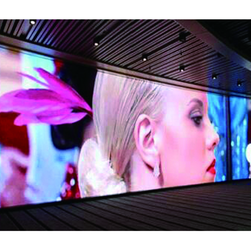 Led Module 320*160mm P5 Indoor RGB Panel LED Display Video Wall 64x32dots Matrix Smd Rgb For Stage Electronic Advertising