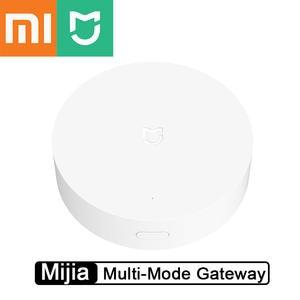 Xiaomi Smart Home Gateway Connection Linkage Wifi Bluetooth Intelligent App-Control Multi-Mode