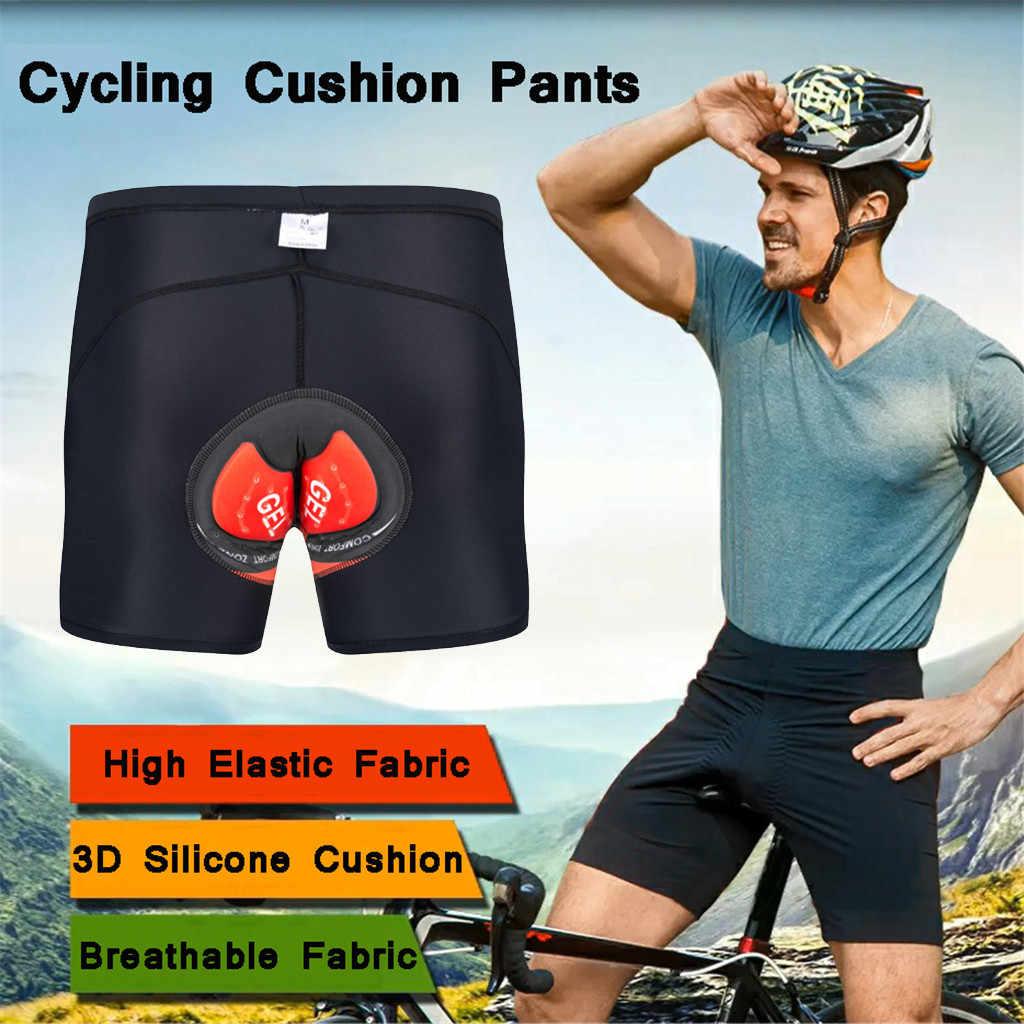 Pantalones cortos de ciclismo para mujeres Ropa interior ciclismo transpirable