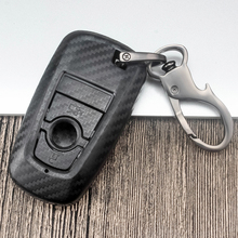 carbon fiber car key case tpu overlay accessories for ford f 150 ecosport ranger explorer Car Key Case Cover For Ford Fusion Mustang EXplorer Raptor F-150 F-250 F-350 Lincoln Mondeo Fiesta Lincoln MKC MKZ MKX 2017 2018