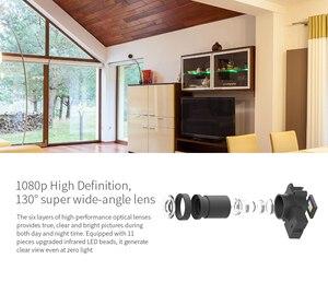Image 5 - YI ev kamerası 2 1080P FHD akıllı kamera ev güvenlik kablosuz cctv kamera gece görüş ab Edition Android YI bulut mevcut