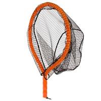 Fishing Net Fish Landing Net Durable Rubber Material Mesh Safe Fish Catching Fishing Mesh Dip Net 0F#