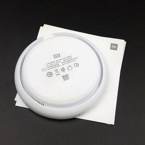 Image 2 - Оригинальное Беспроводное зарядное устройство Xiaomi 20 Вт 27 Вт 15 В для XiaoMi mi 9 mi x 2S mi x 3 qi Epp (10 Вт) для Iphone xs XR XS MAX, несколько безопасных устройств