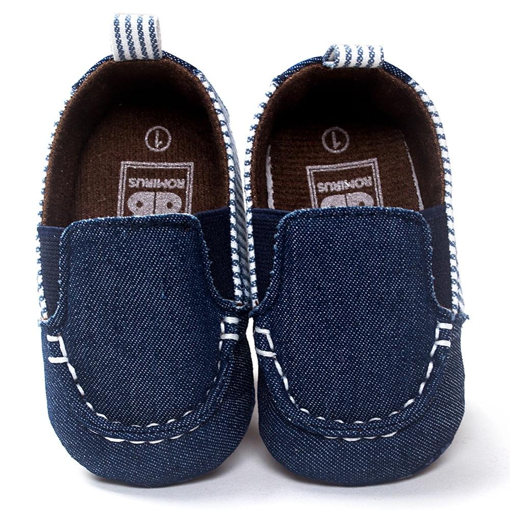 Unisex Babies Cotton Blend-Shoes
