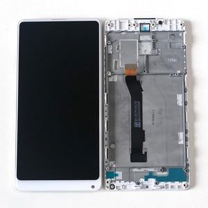 "Image 1 - Original M & Sen 5.99 ""Für Xiao mi mi mi x 2 ROM 8GB Volle Cera mi c Unibody Version lcd Display + Touch Panel Digitizer Rahmen"