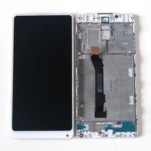 "Original M&Sen 5.99"" For Xiaomi Mi Mix 2 ROM 8GB Full Ceramic Unibody Version Lcd Screen Display+Touch Panel Digitizer Frame"