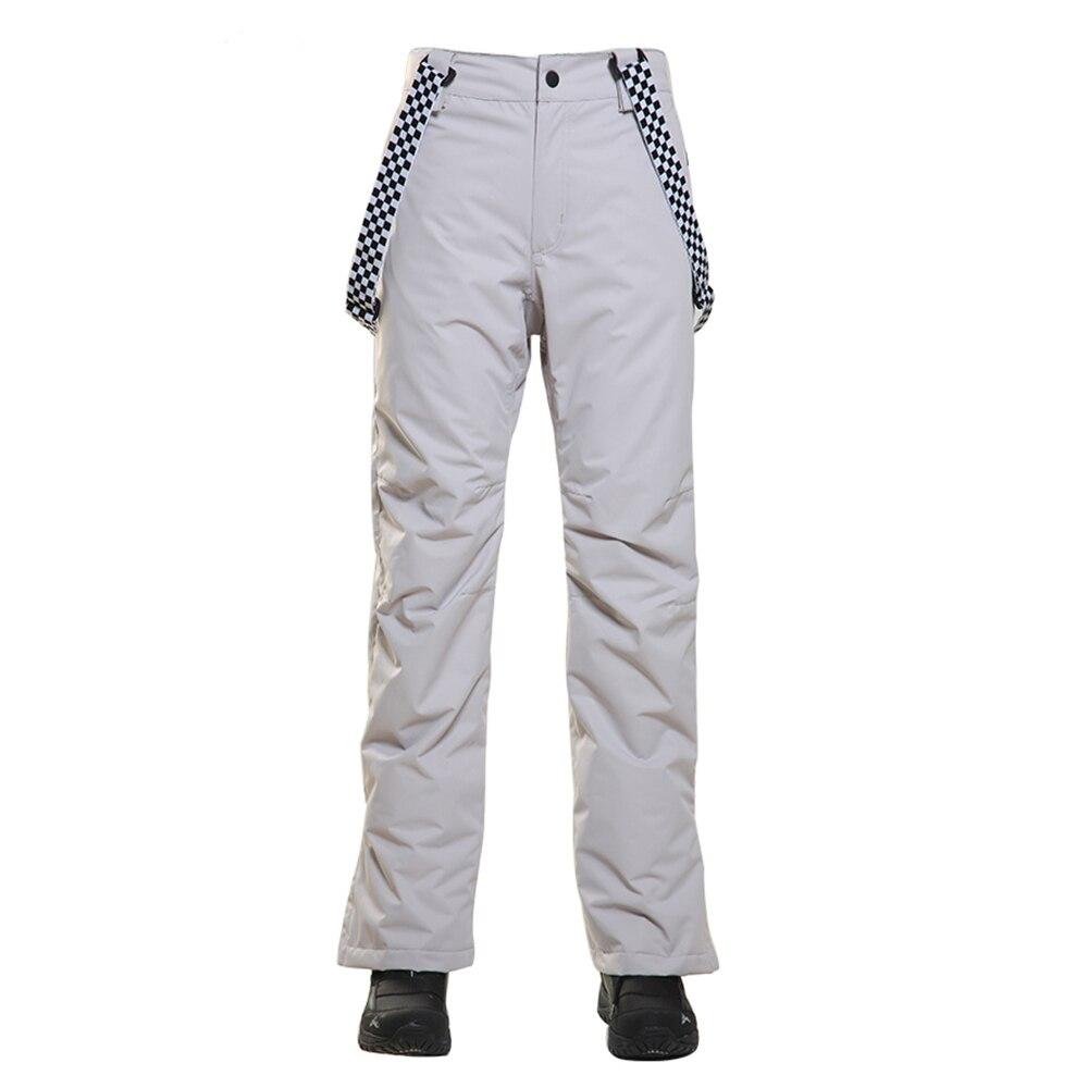 SIMAINING hommes pantalon de Ski imperméable coton hiver chaud Snowboard neige pantalon de Ski en plein air pantalon de Ski pour les hommes - 2