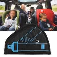 Ajustador de tela Oxford para niños pequeños, asiento de seguridad de coche, cinturón para chico s, piezas para adultos, adaptador adecuado para chico de más de 4 años