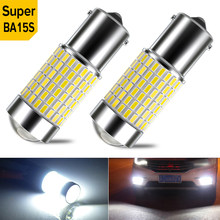 2X Canbus 1156 BA15S P21W LED Daytime running lights for Toyota Camry RAV4 Corolla Land Cruiser Prado Highlander Avensis Auris