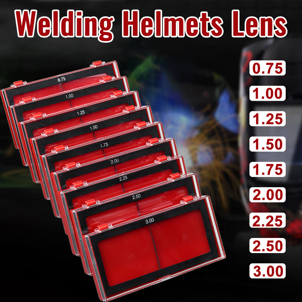 Защитная маска очки для глаз 0,75 3,0 мм толщина сварочный шлем объектив сварочный фотоэлектрический шлем для строительства сварочные работы|Сварочные шлемы|   | АлиЭкспресс