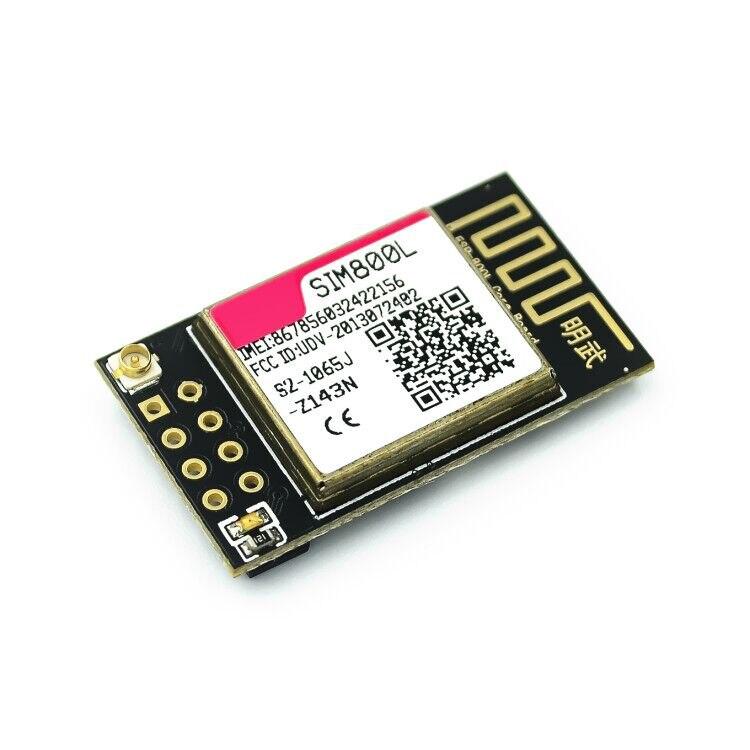 SIM800L GPRS GSM Module SIM Card Core BOard TTL Serial Port for ESP8266 ESP32