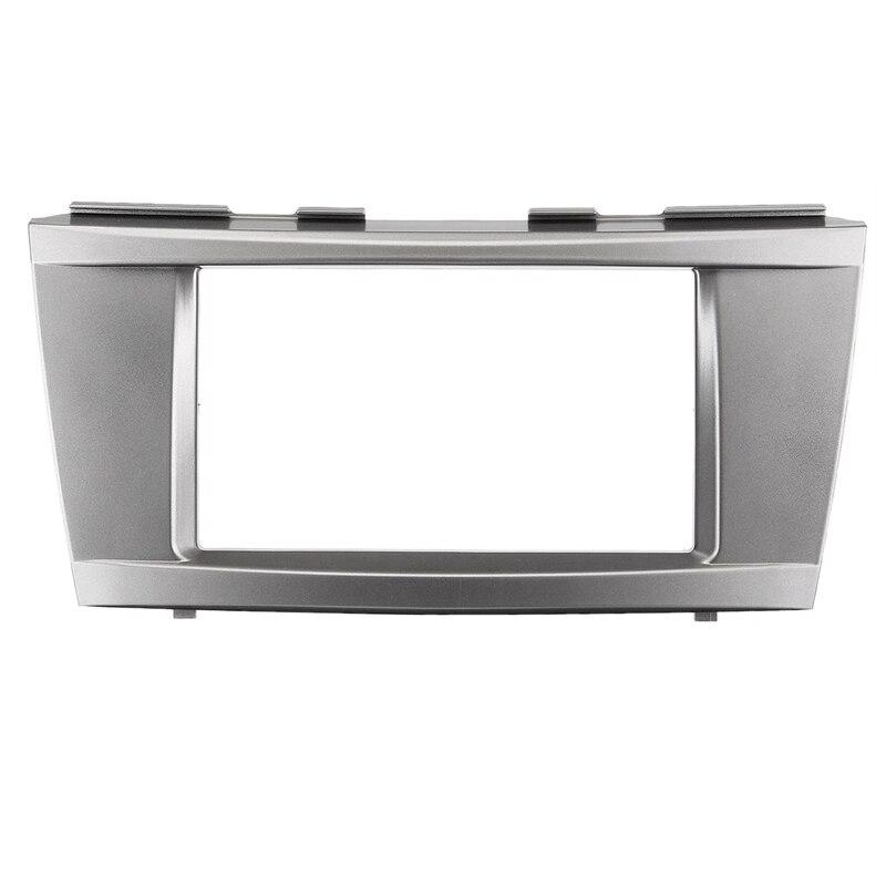 Автомобильная стереосистема Радио панель DVD аудио крепление набор фасций для Toyota Camry Aurion 2007 2008 2009 2010 2011 DVD установка рамка