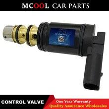 For DENSO 6SEU14C 7SEU16C AC Compressor Control Solenoid Valve Volkswagen MK5 MK6 5q0820803 1K0820859S 5q0820803f
