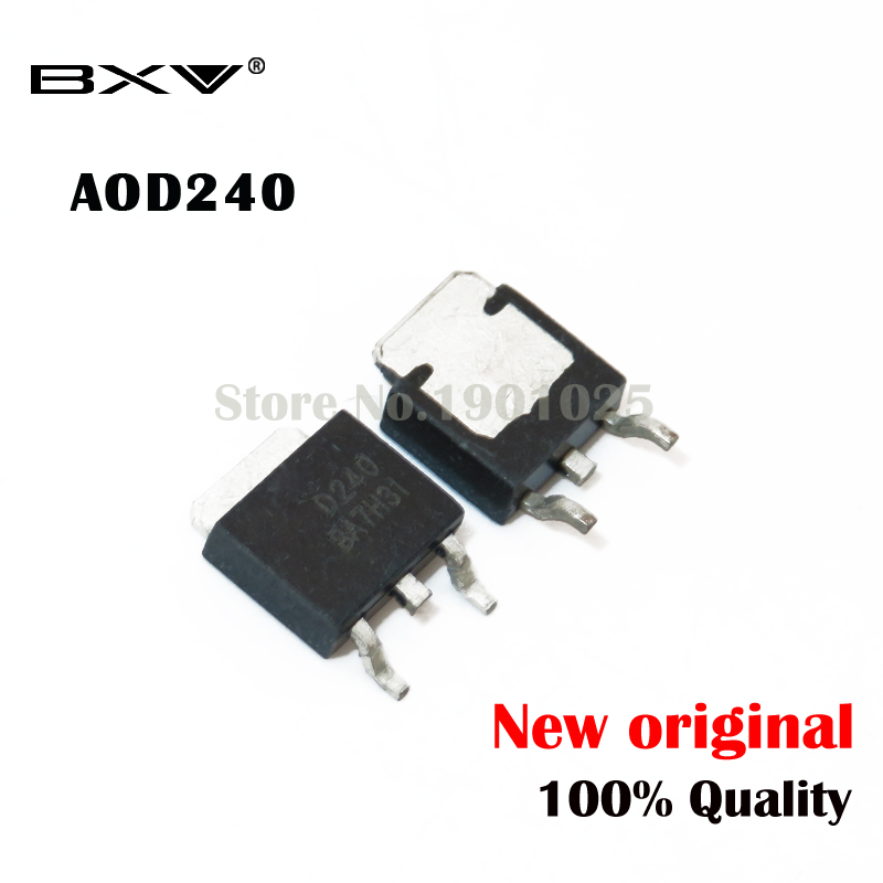 10pcs/lot AOD240 TO-252 D240 New Original