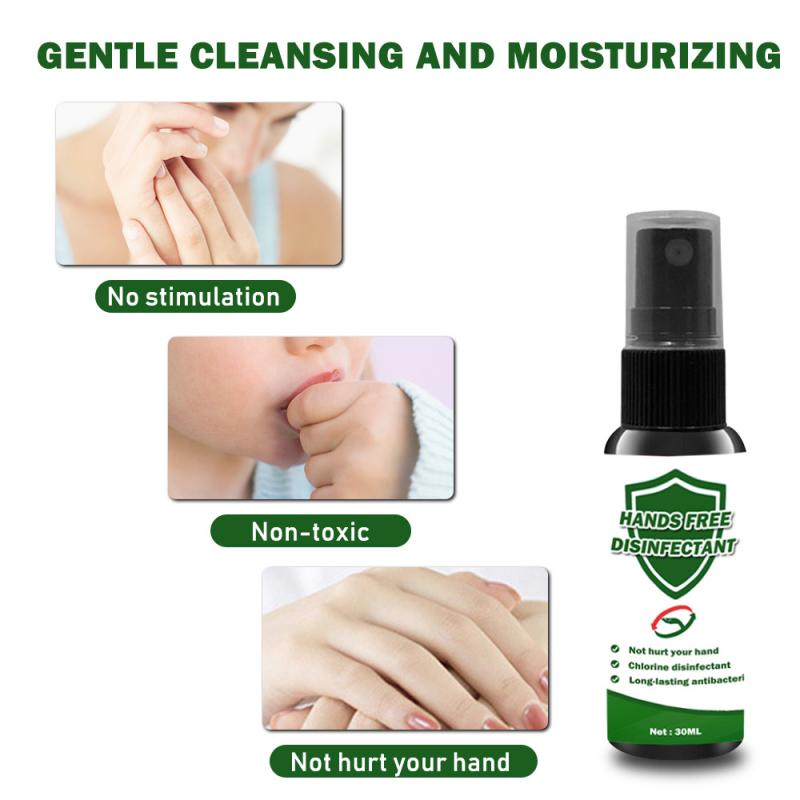 Disposable Hand Sanitizer Liquid Hand Cleaning Soap Anti- Moisturizing Hand Soap Disinfection Products